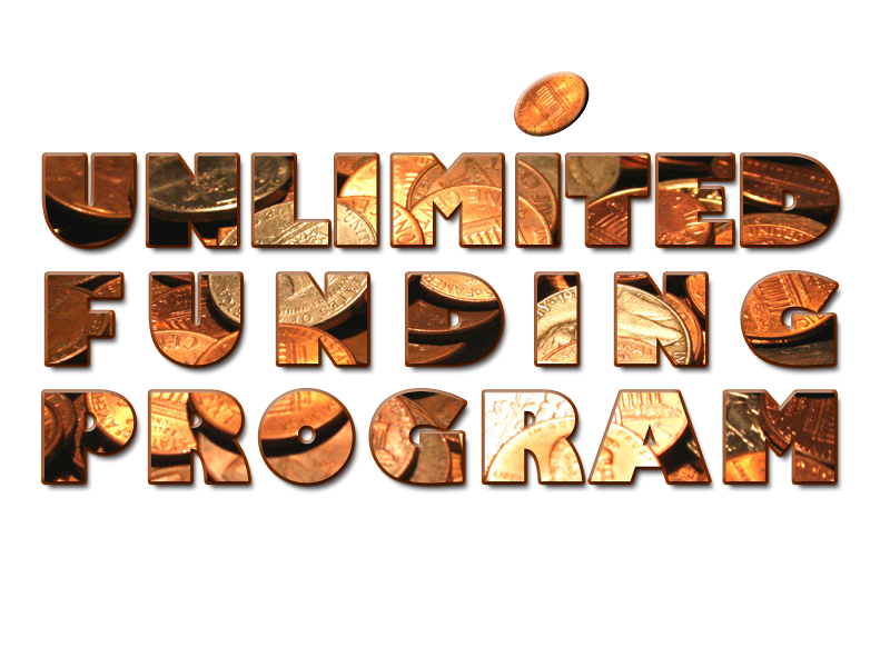 unlimited funding program